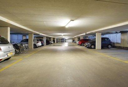 balen van andelplein 43 parkeergarage